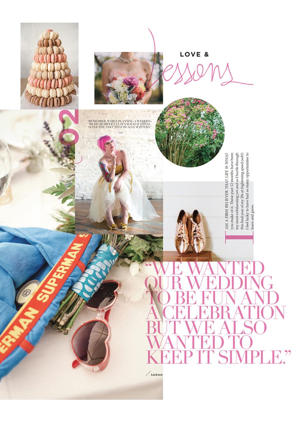 Rock n Roll Bride Magazine Issue 3