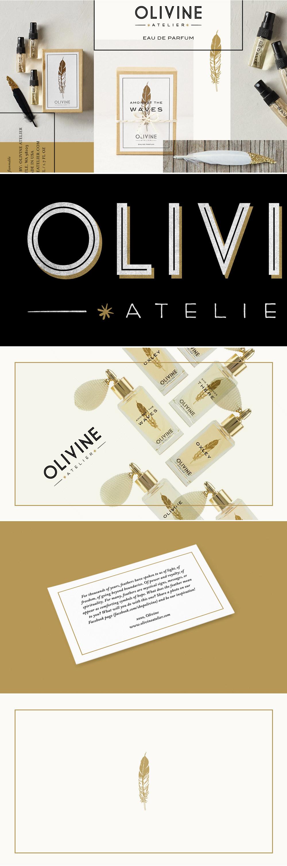 Branch   Olivine Atelier