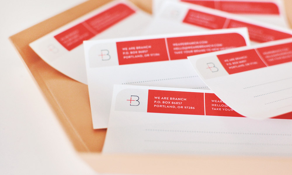 Branch Mailing Labels