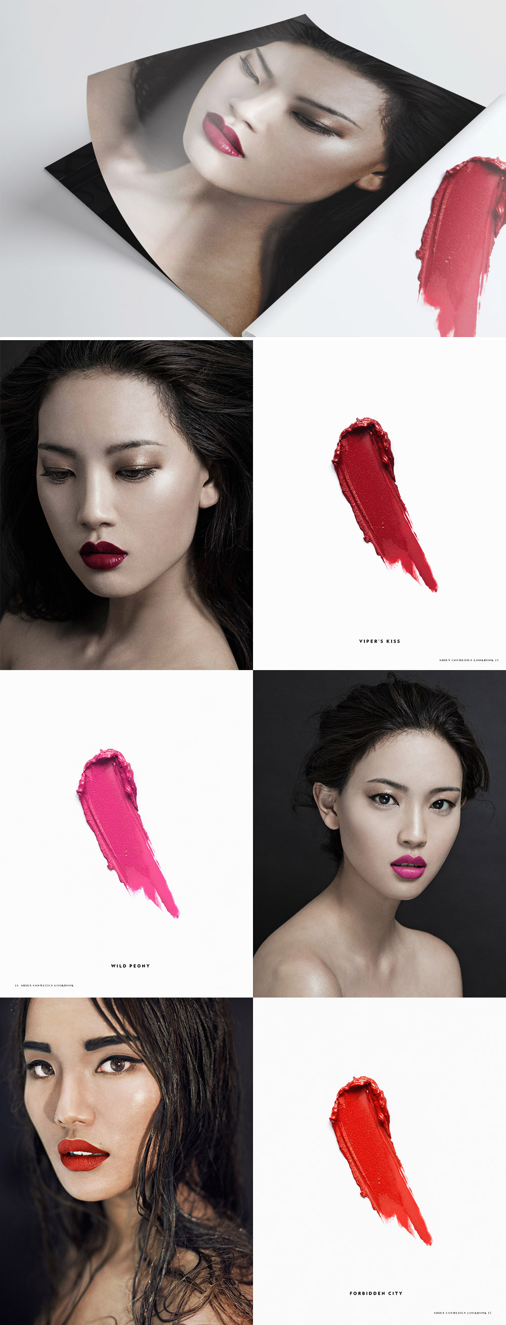 Branch | Shien Cosmetics Lookbook