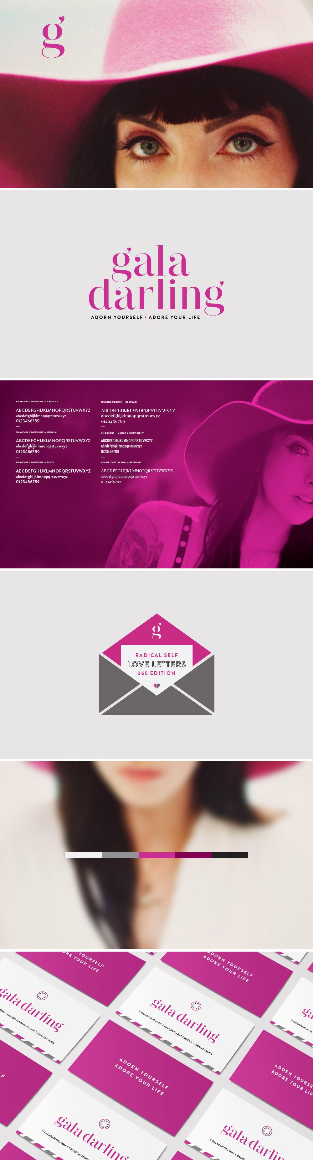 Branch | Gala Darling Branding and Website