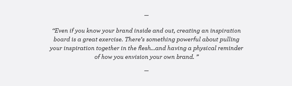Branch | Inspiration Board