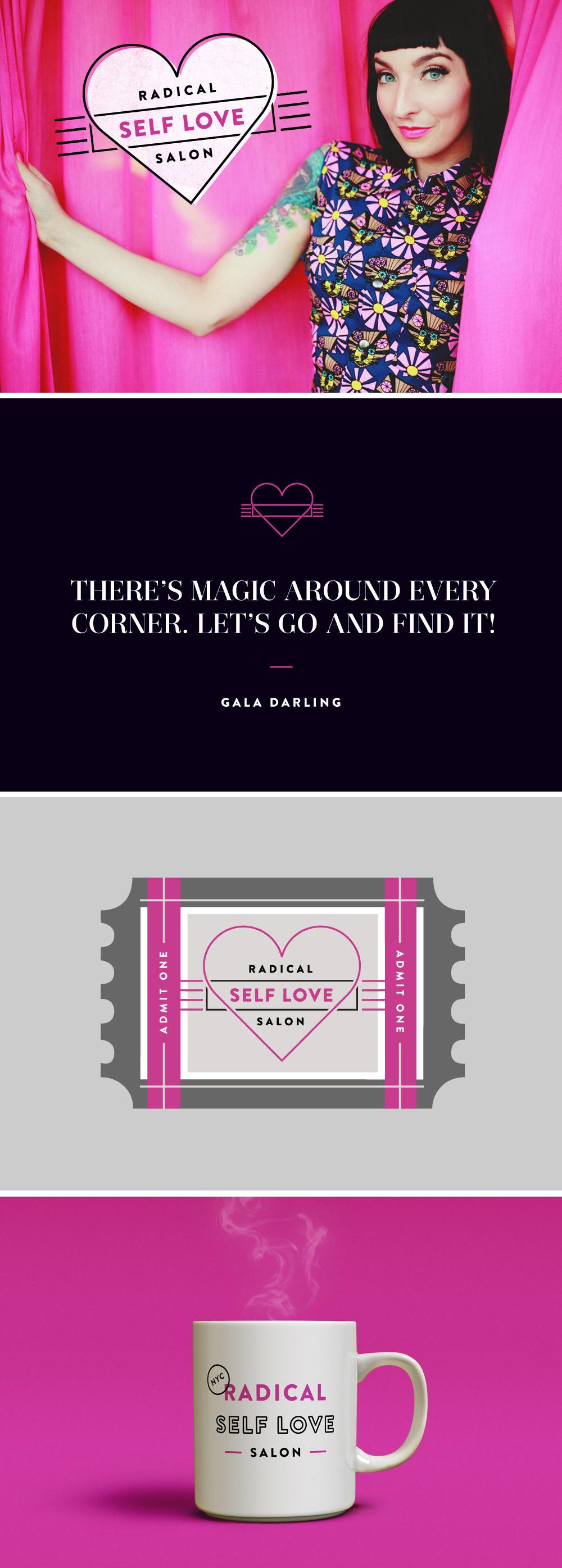 Branch | Gala Darling: Radical Self Love Salon
