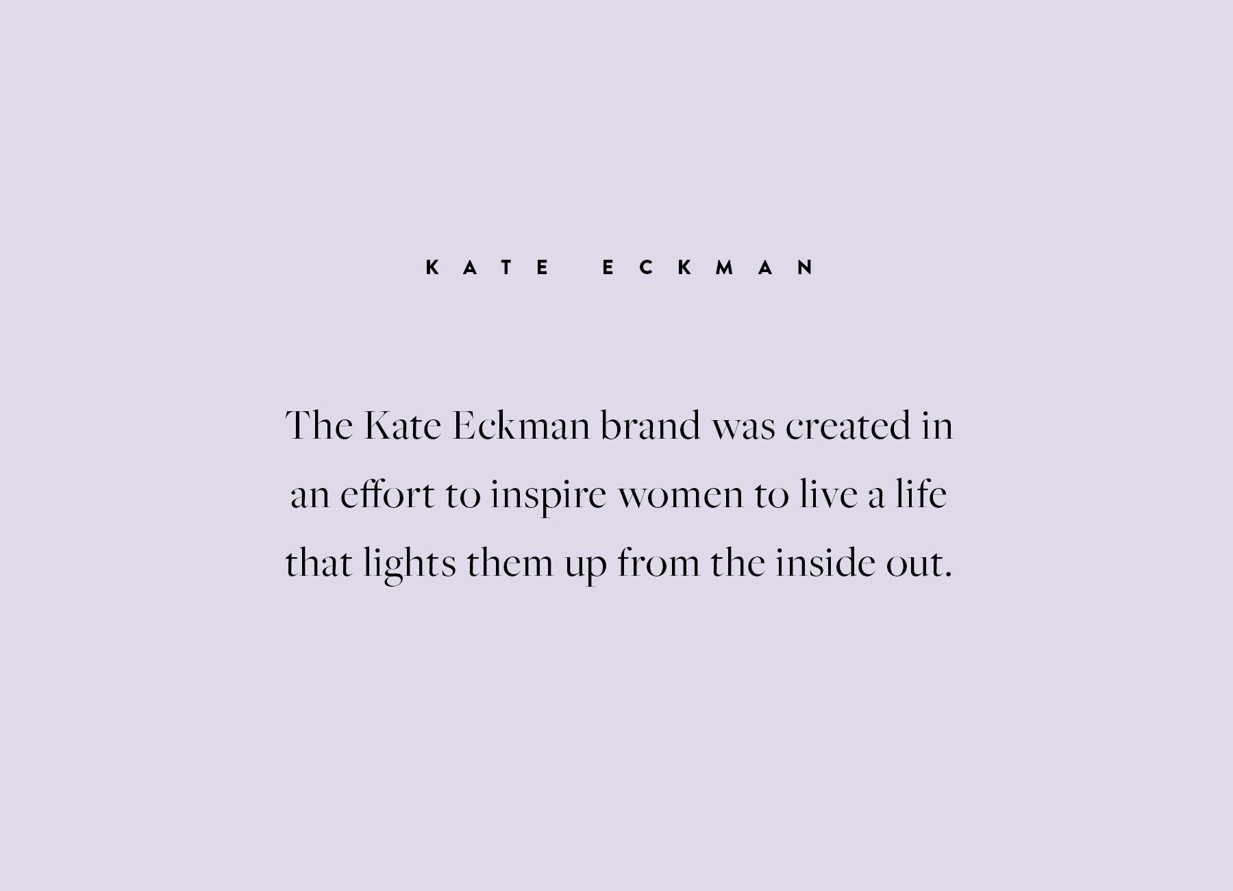 Branch | Kate Eckman