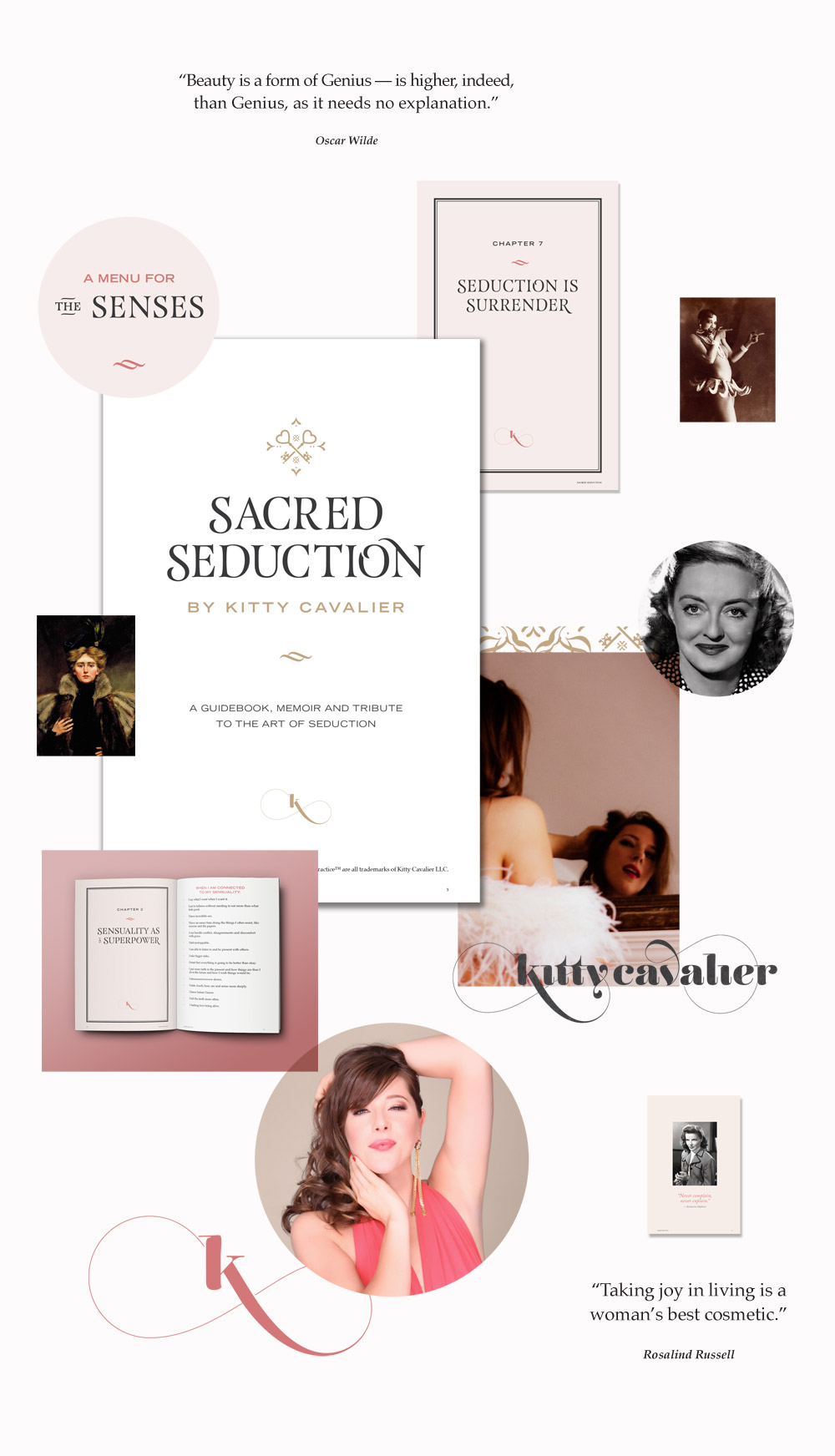 Branch | Kitty Cavalier Book: Sacred Seduction