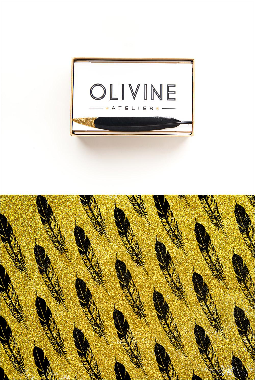 Branch | Olivine Atelier by Anna Hoychuk