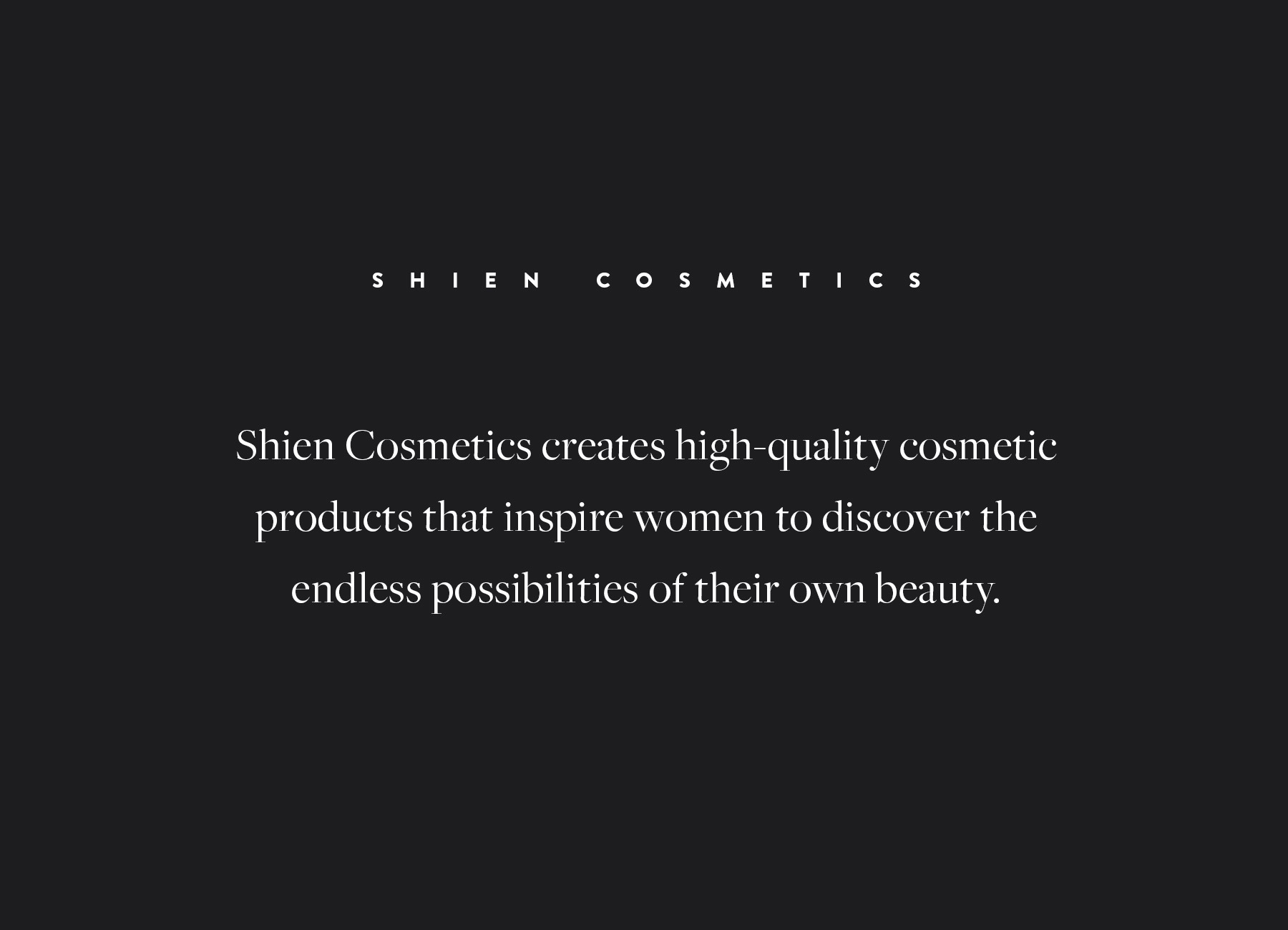 Branch | Shien Cosmetics