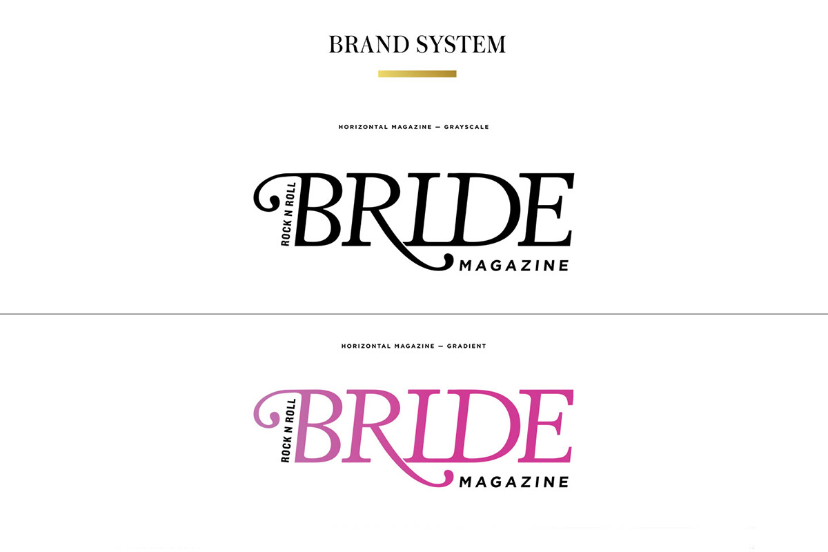 Branch | Rock n Roll Bride Brand Revamp