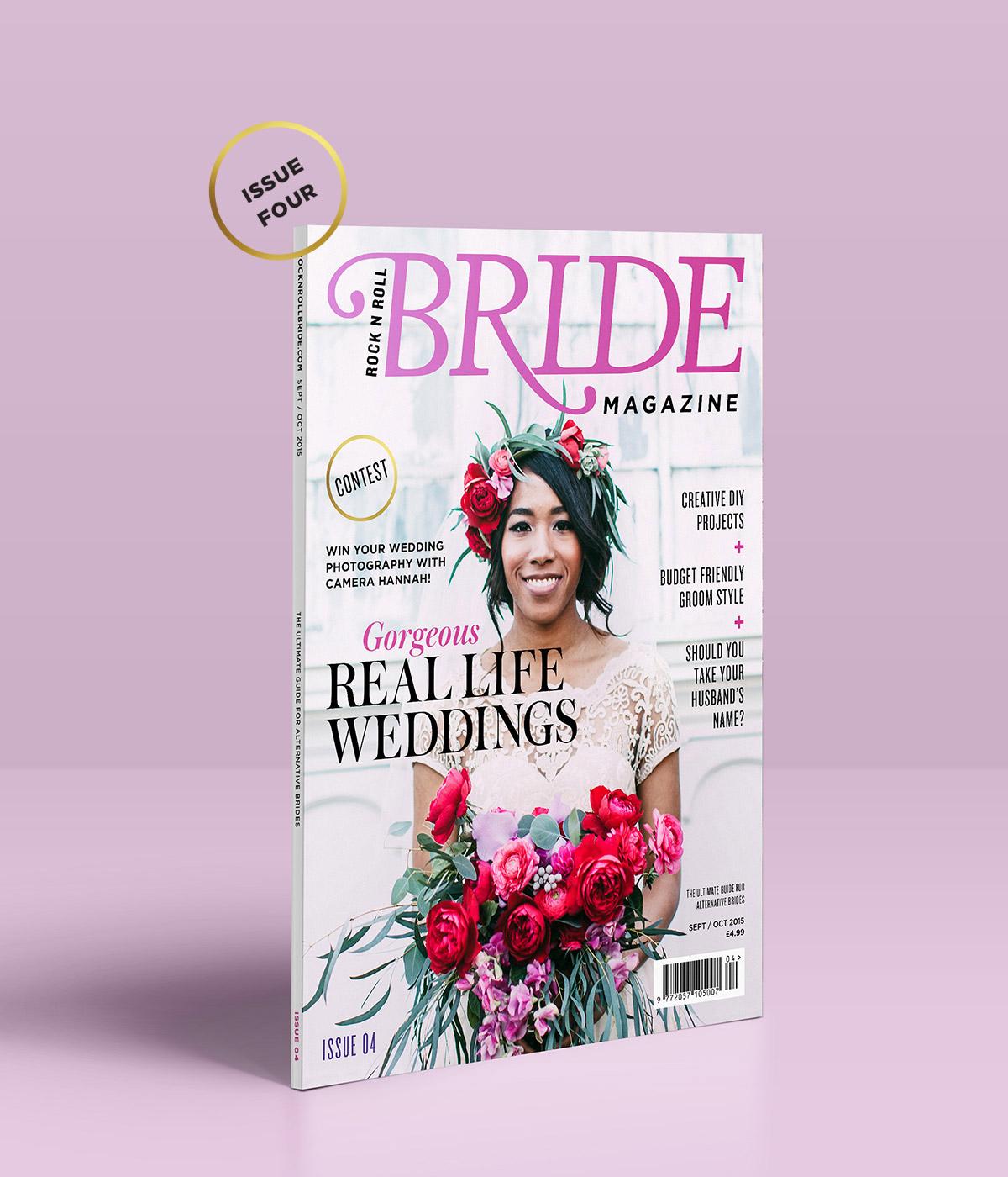Branch   Rock n Roll Bride Magazine Issue 4