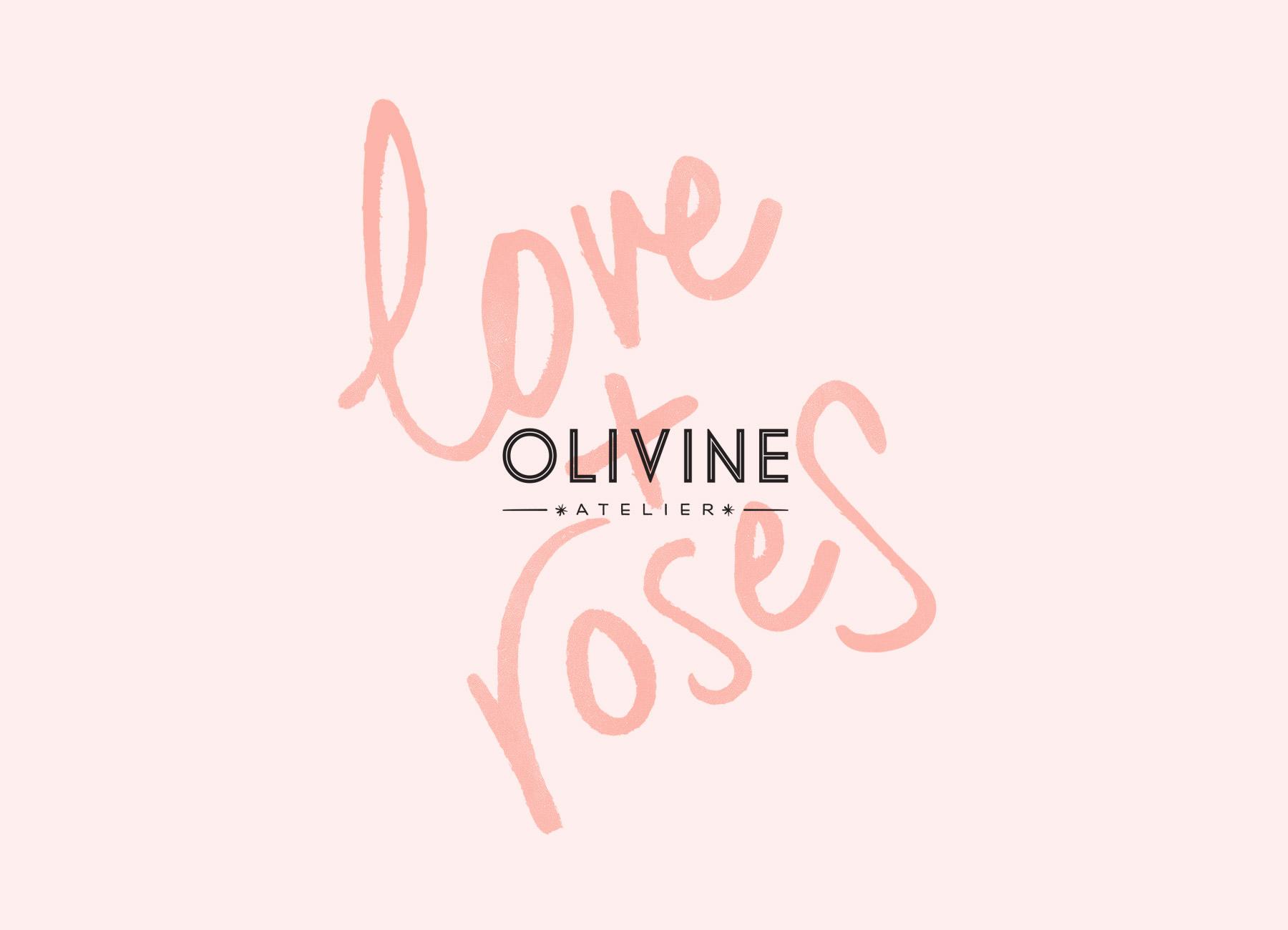 Branch | Olivine Atelier Love + Roses