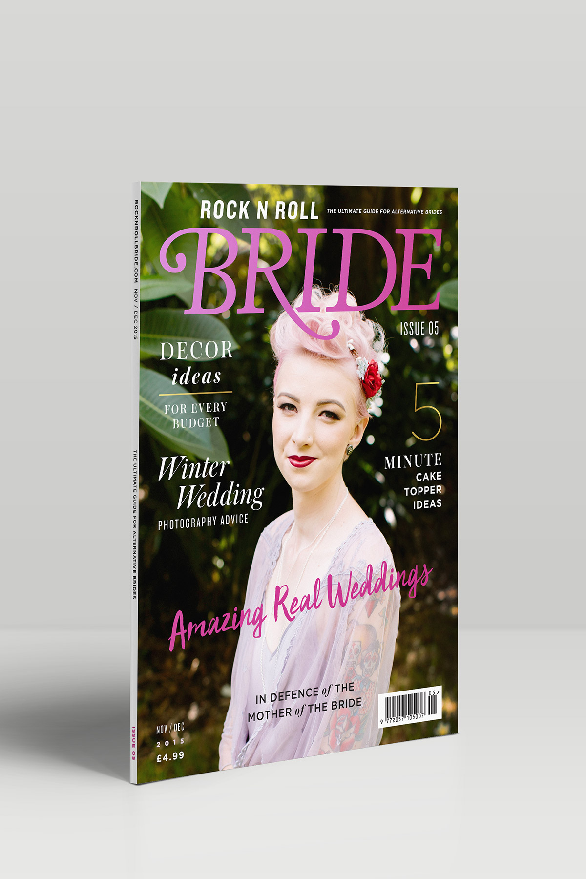 Branch | Rock n Roll Bride Magazine #5