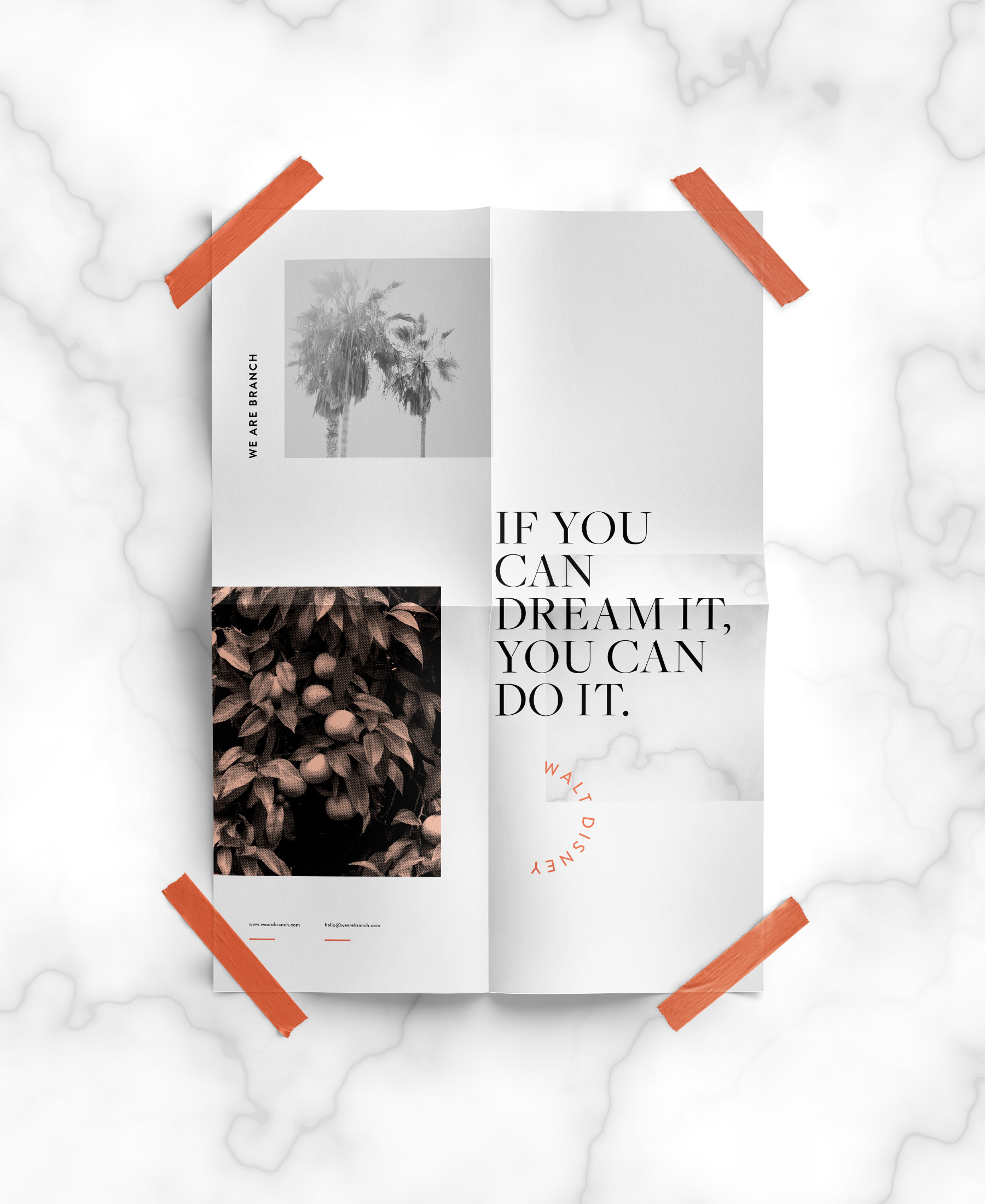 Branch | Inspirational Posters