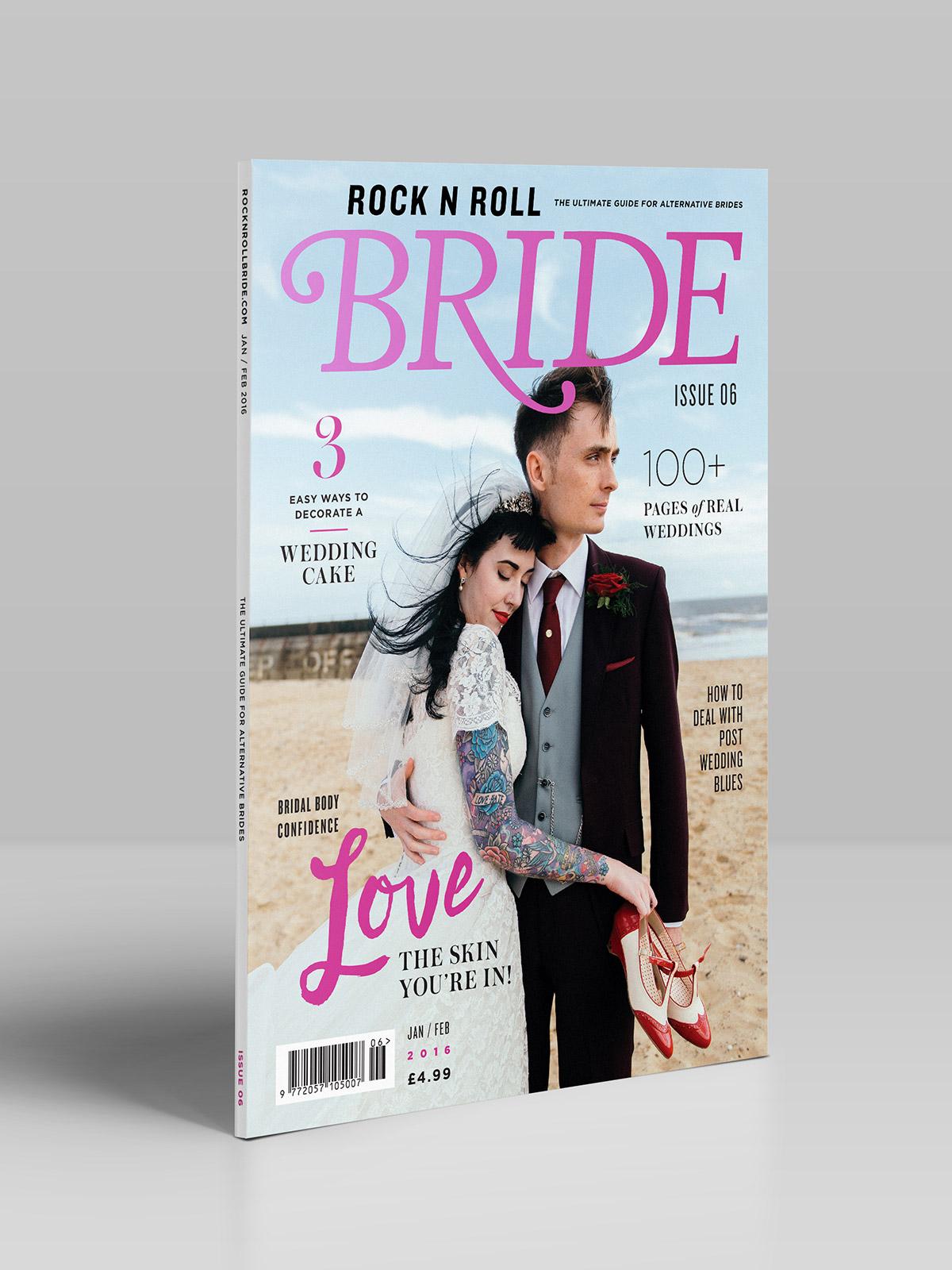 Branch   Rock n Roll bride Magazine Issue 6