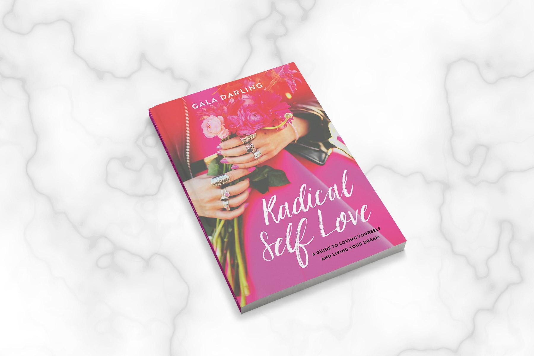 Branch | Radical Self Love Book by Gala Darling