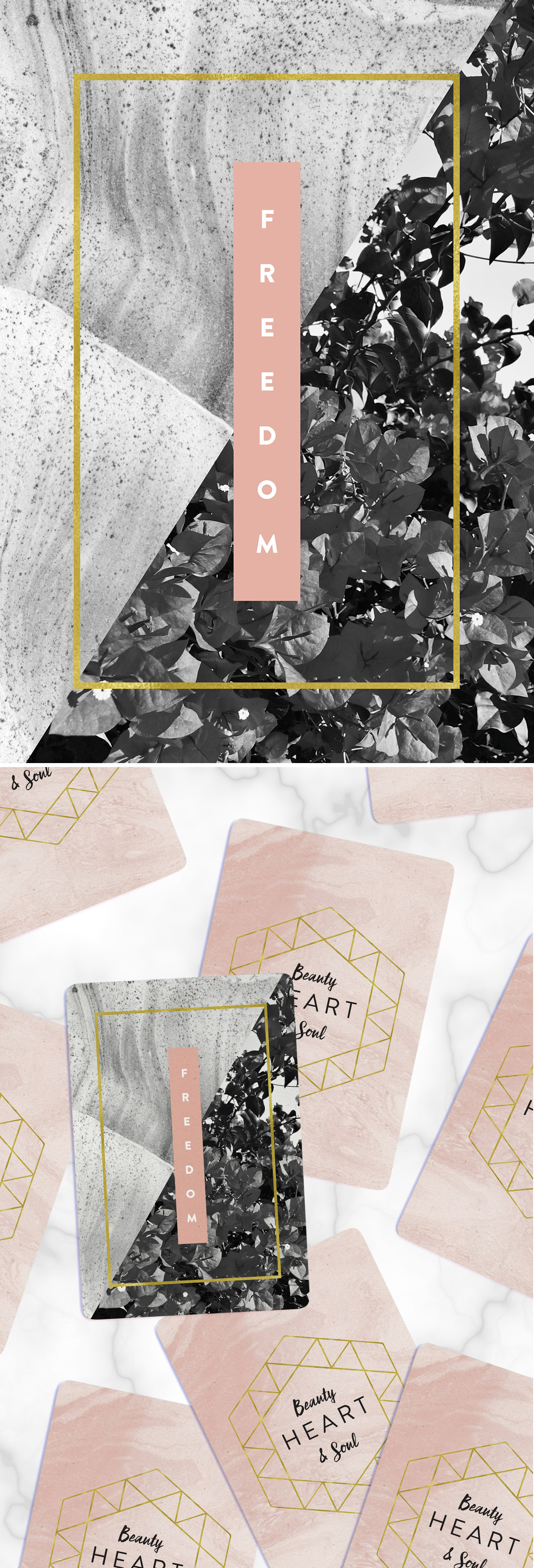 Branch | Olivine Atelier Daily Love Cards