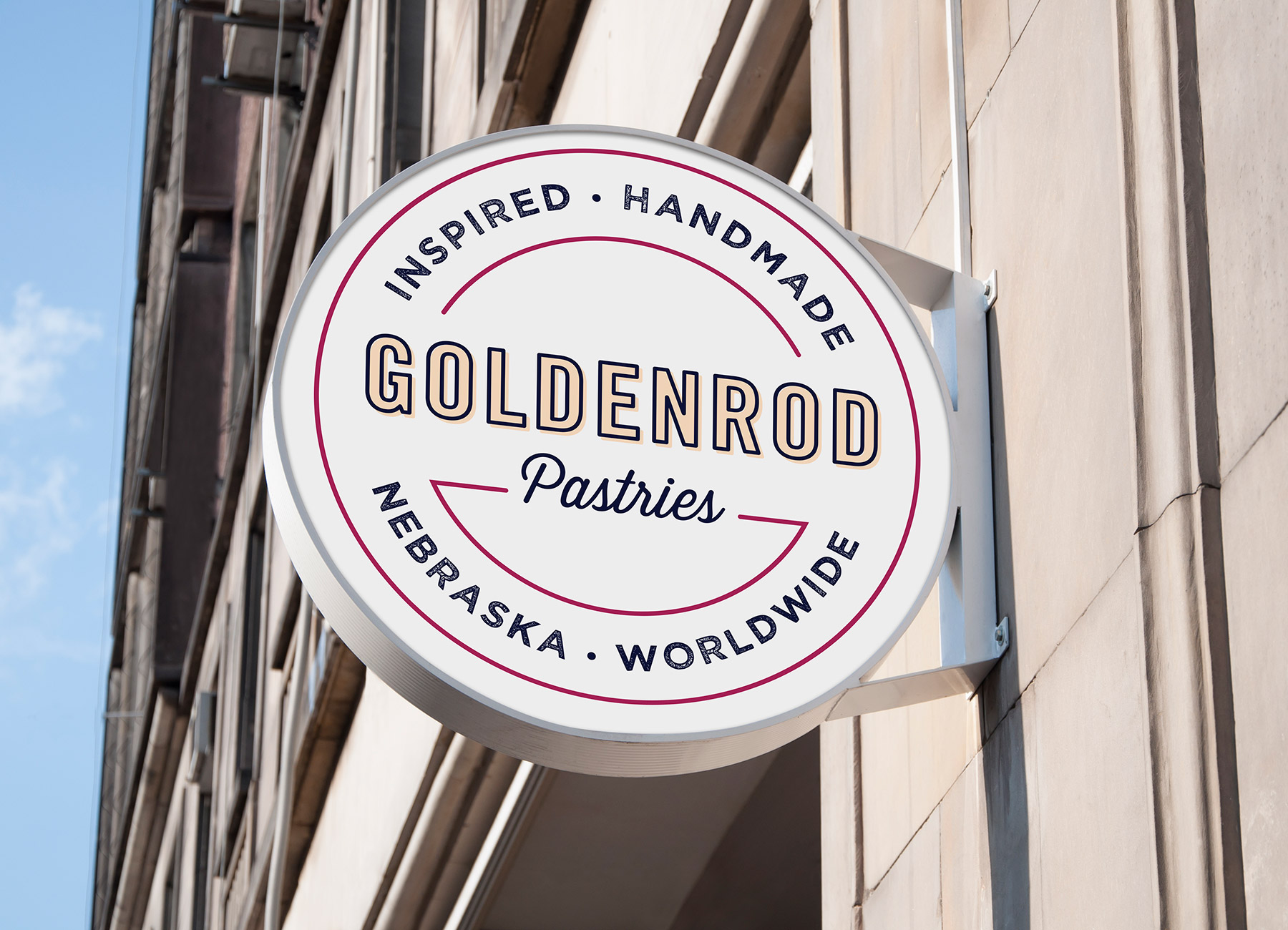 Branch | Goldenrod Pastries