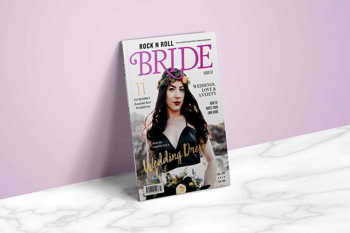 Branch | Rock n Roll Bride Magazine Issue 7