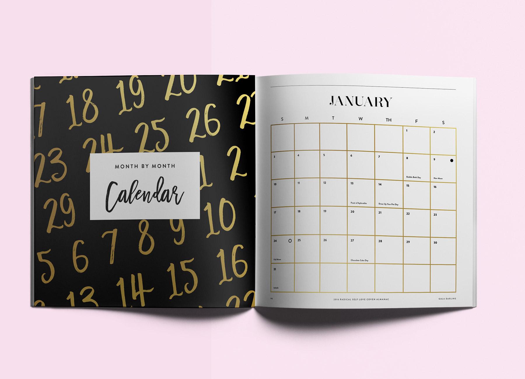 Gala Darling | Gala Darling RSL Coven Almanac