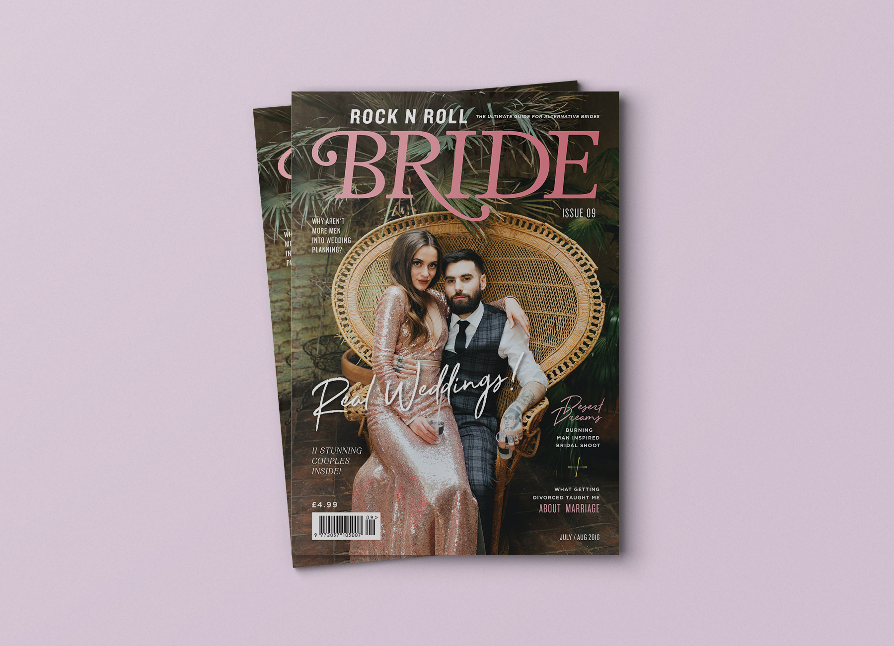 Branch | Rock n Roll Bride Magazine Issue 9