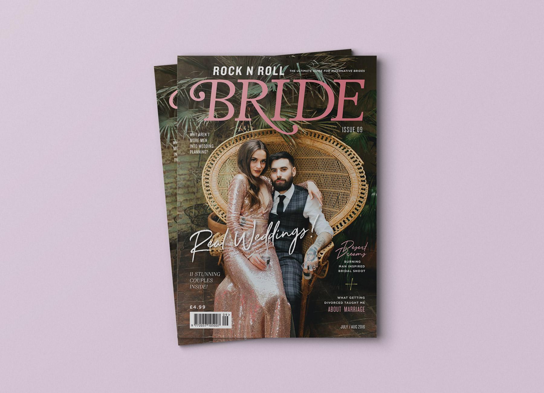 Branch | Rock n Roll Bride Magazine Issue 9
