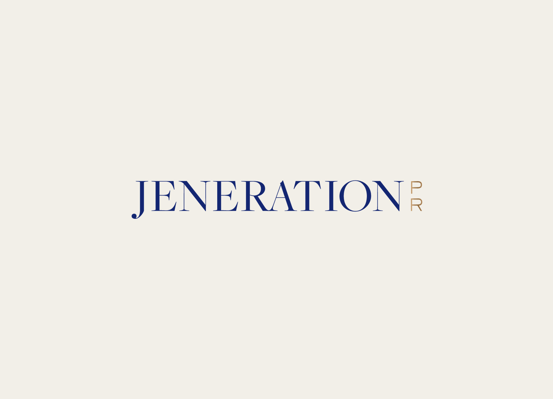 WE ARE BRANCH | JENERATION PR