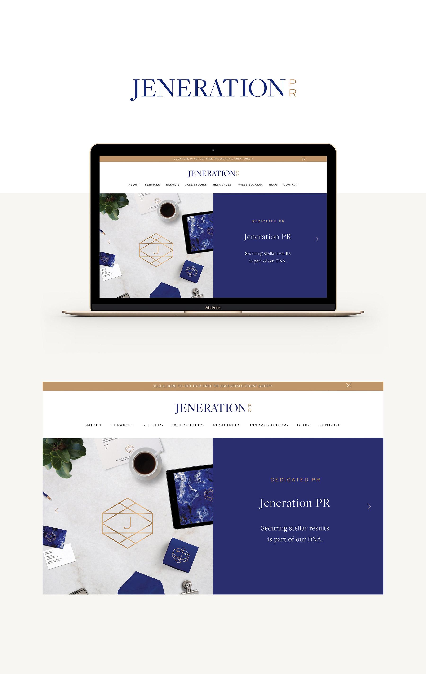 Branch | Jeneration PR