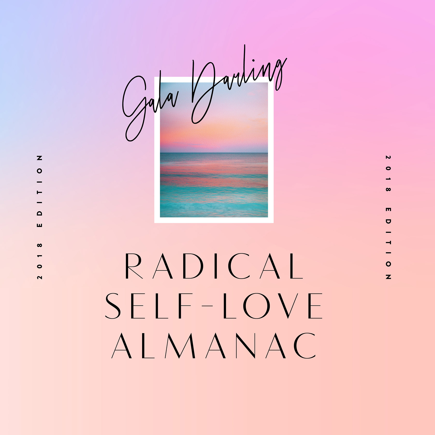 WE ARE BRANCH STUDIO | GALA DARLING 2018 ALMANAC