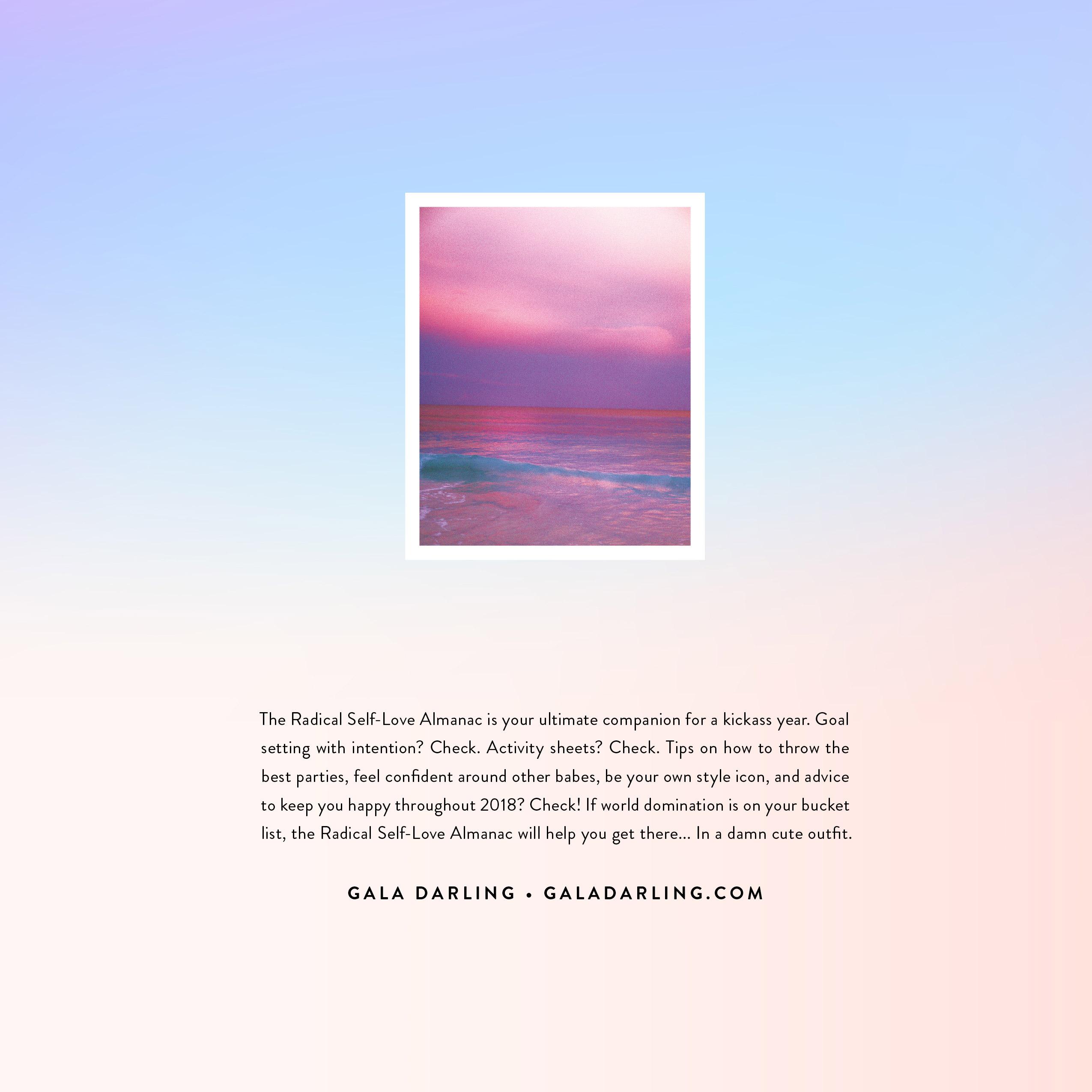 WE ARE BRANCH STUDIO | GALA DARLING 2018 ALMANAC