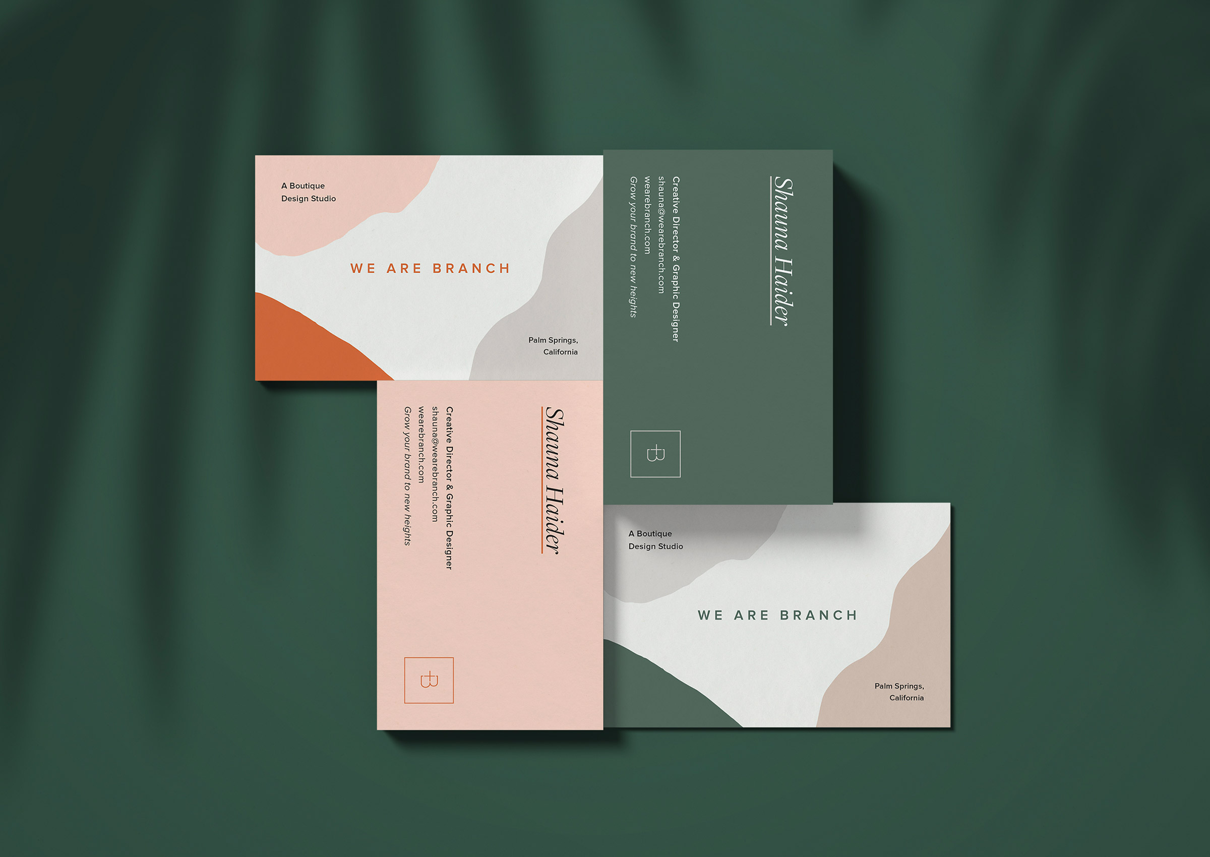 We Are Branch | 2019 Studio Collateral