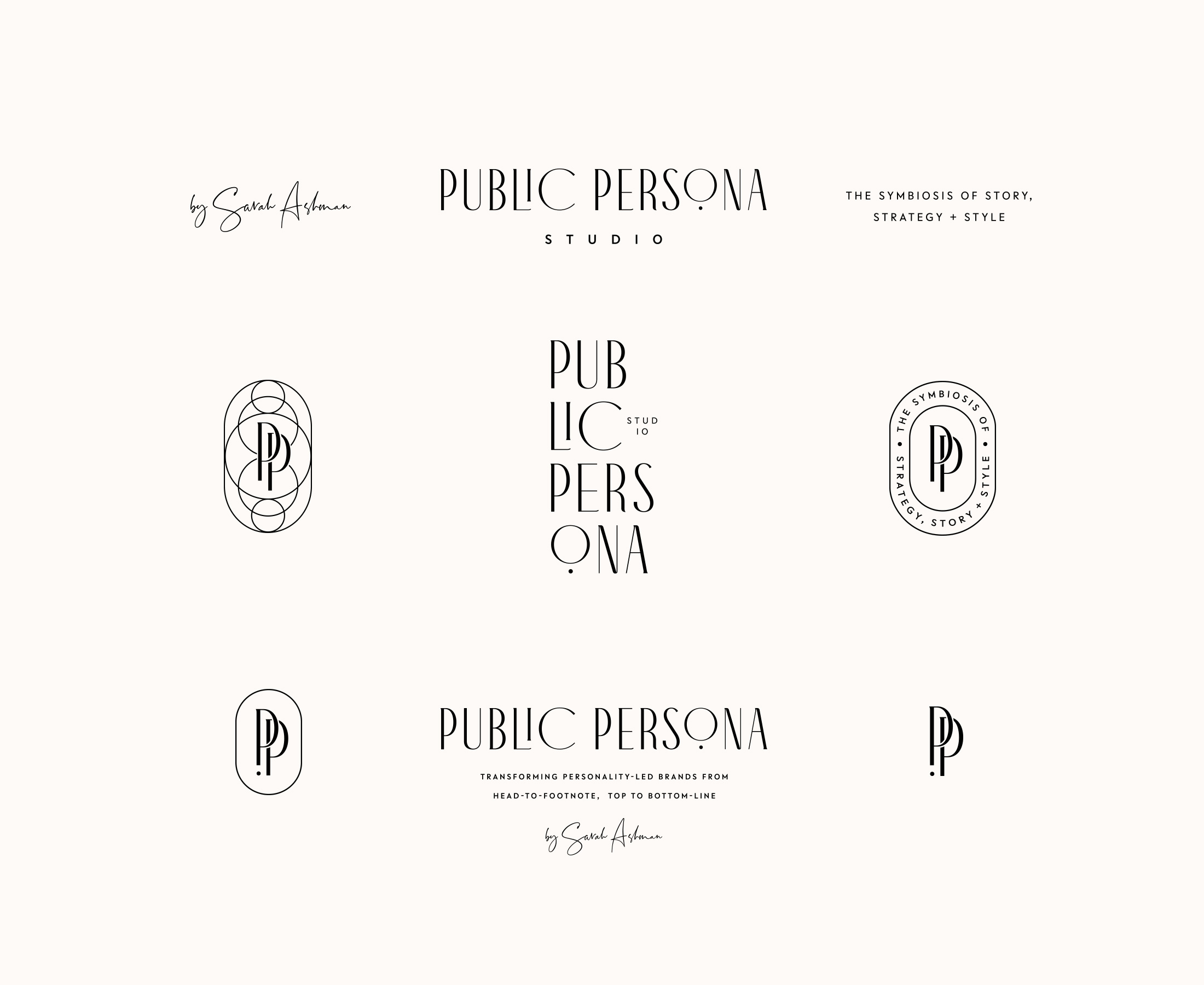 We Are Branch | Public Persona Studio