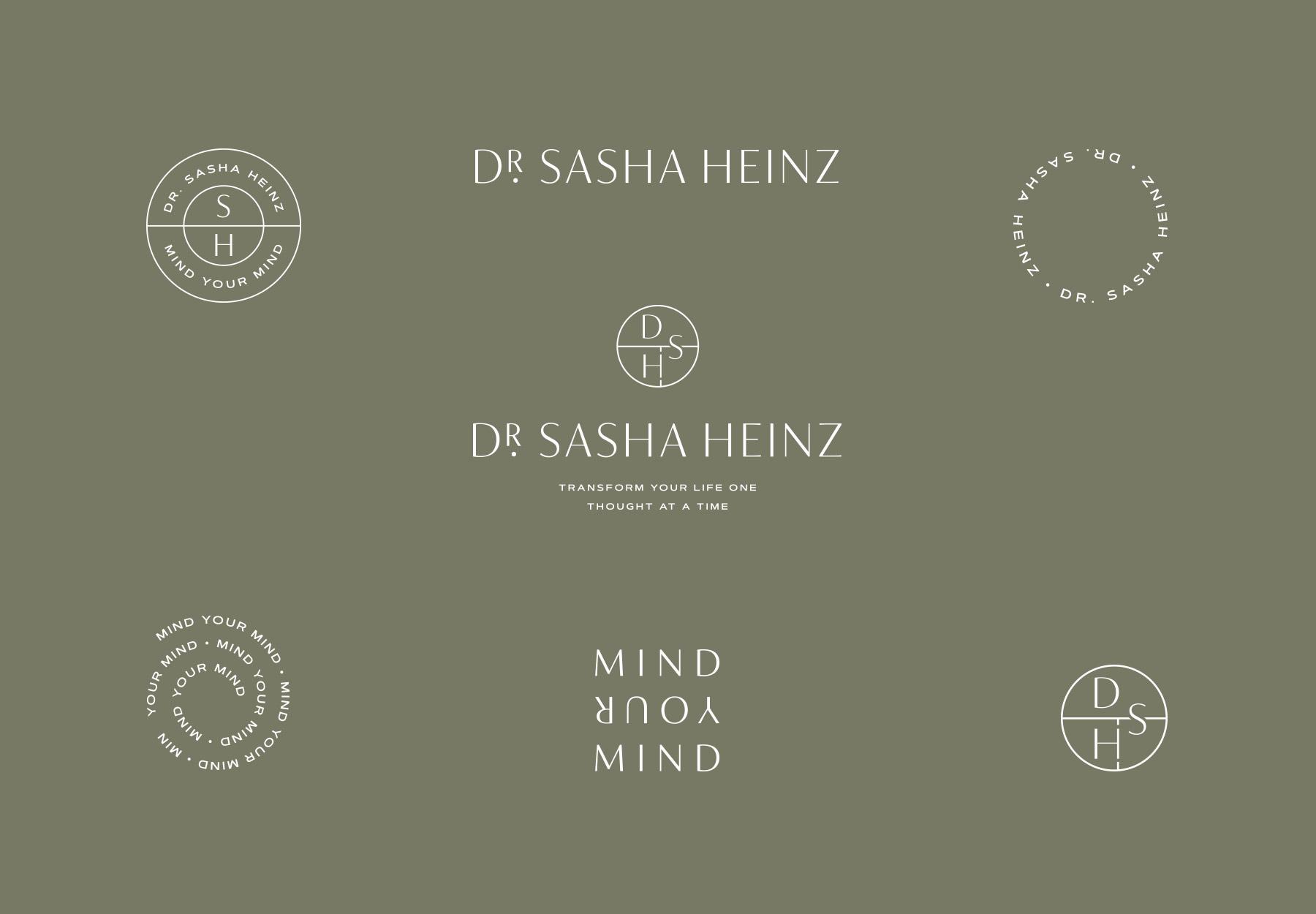 WE ARE BRANCH | DR. SASHA HEINZ BRAND
